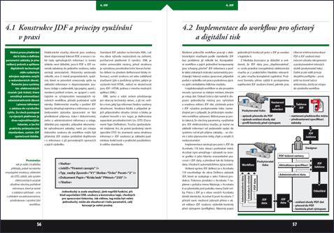 Ukázka knihy PDF pro tisk